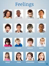 76 Rare Emotion Chart Kid