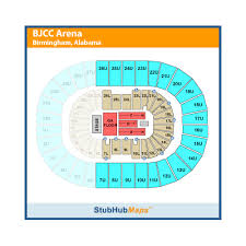 Bjcc Concert Seating Chart Legacy Arena At The Bjcc Birmingham Event Venue