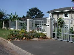 Small Picture Residential Boundary Wall Design For Pinterest
