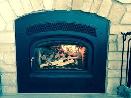 wood burning fireplace inserts