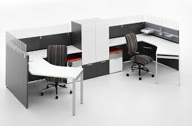 unusual office furniture. Modular Office Desk With Fabric Cover Swivel Chair: Full Size Unusual Furniture