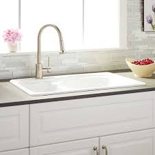 white drop in kitchen sink ideas peaceful with beautiful color for small kitchens 2018