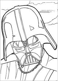 Small Picture Darth Vader Darth Vader Coloring Page Coloration