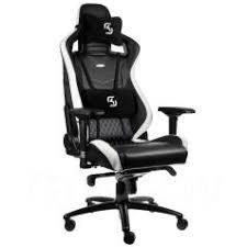 <b>Игровое кресло Noblechairs</b> SK Gaming Edition <b>EPIC</b> - Мебель в ...