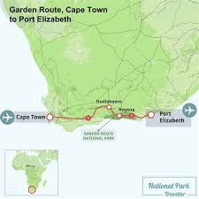 cape town to port elizabeth garden