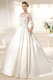 Ball Gown Wedding Dress With Sleeves Google Search Wedding