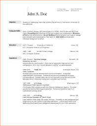 computer science student resume  resume sample format
