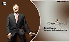 Harold Glenn Hamm – The Billionaire Oil Tycoon