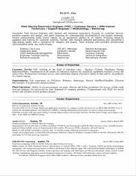 Facility Engineer Resume Civil Engineering Cover Letter