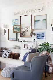 The Lettered Cottage Living Room Gallery Wall Winter Decorating Low Res 600x900
