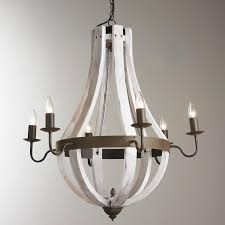 chandelier inspiring white wood marvellous with inspirations 15