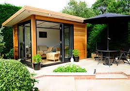 Small Picture Garden Room Kits Guide Self Build Garden Offices
