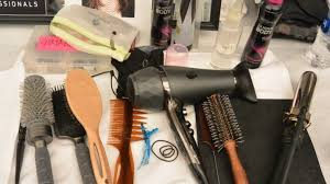 spring clean your hair s while