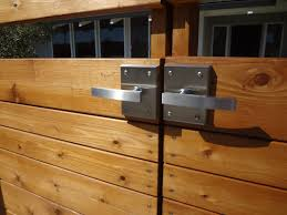 double fence gate. Double Gate Hardware With 316 Marine Grade Stainless Steel Alta Latch Fence
