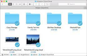 Change Amazon Drive Sync Folder On Mac ...