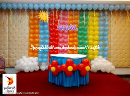 Small Picture Impressive Party Decoration Ideas For Kids In Cool Article Happy