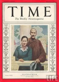 Chiang Kai Shek Time magazine cover 1938 January 3