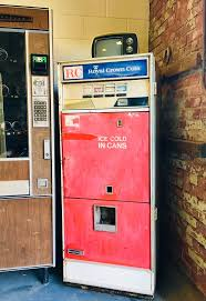 Rc Cola Vending Machine Stunning Soda Machine Prop Rentals New York Arcade Specialties Game Rentals