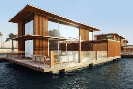 Watch Dubais First Water Homes Are Ready To Move Into