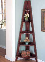 corner tables for hallway. Mahogany Finish Home Office Corner Shelf Tables For Hallway R