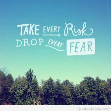 take every risk quote with image hd