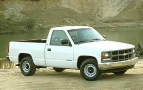 1995 Chevrolet C/K 1500 Series - Information and photos - ZombieDrive