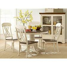chair sets dining table modern antique white dining table set beautiful homelegance ohana 5 piece round dining