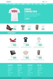Free Ecommerce Website Templates Impressive Ecommerce Template Download Free Clean White Website Template