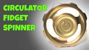 2r Designs Circulator Circulator Spinner Spinetic Spinners 2r Designs Fidget Toy