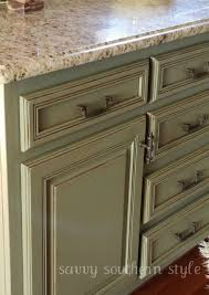 ... Gorgeous Painting Kitchen Cabinets Chalk Paint Coolest Kitchen Design  Ideas With Images About Annie Sloan Chalk ...