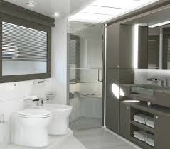 guest bathroom ideas. Delighful Guest Modern Guest Bathroom Design Ideas Cool  And T