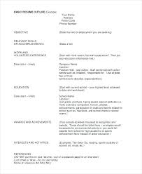 Resume Writing Samples Effective Resume Writing Samples Freelance ...