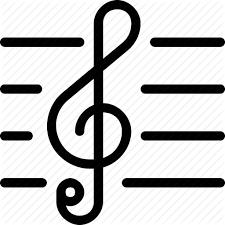 Treble Clef Music Sheet Audio Clef Music Sheet Treble Icon