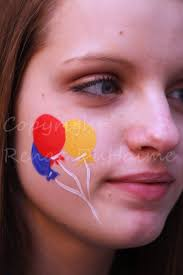 easy face painting ideas for kids cupcake 的圖片搜尋結果
