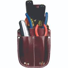occidental leather tool bag pocket caddy