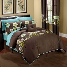 brown and turquoise bedroom. Interesting And Brown Bedroom Decorating Ideas Heavenly Turquoise Interior  Design To And