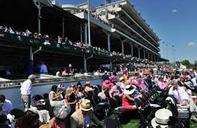 2020 Kentucky Derby Tickets The Clubhouse Courtyard