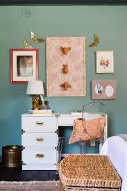 Shared Girls Bedroom Vintage Eclectic Garden Inspired Shared Girls Bedroom Domicile 37