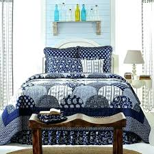 navy quilt queen blue duvet cover twin coverlet harbor collection king and white bedding cotton