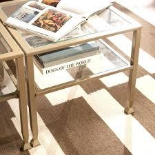bunching coffee tables. Bunching Coffee Tables Southern Enterprises Metal Glass Table In Matte