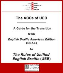 Ebae Braille Chart 68 Best Ueb Products Info Images Literacy Braille