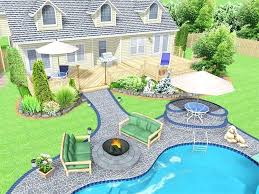 free backyard design software. Simple Design Backyard Design Software Online Inspiring Well Free Ideas Us How To Your  Garden Best Landscaping My Own Landscape Back Designs Apps Front Yard Gardening  With L