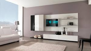 Small Picture Modern Tv Units Design In Living Room With Ideas Inspiration 54739