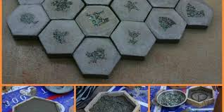24 diy stepping stones to make great