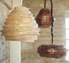roost lighting. roost bamboo cloud chandeliers lighting i