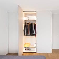 modular wardrobe contemporary glass aluminum dress a way