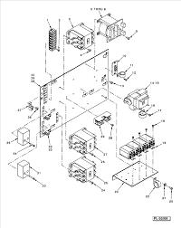 Control box electrical ponents am14f