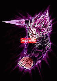 Goku Black Supreme Wallpapers - Top ...