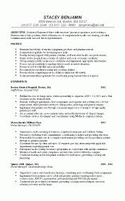 Sample Of Rn Resumes Samples Of Rn Resumes Formatted Templates Example
