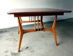mid century modern dining table ebay. mid century furniture dining chairs tables ebay round table with leaf modern